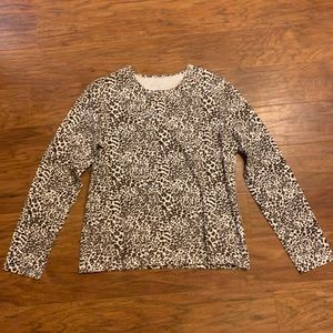 Kim Rogers Long Sleeve Top